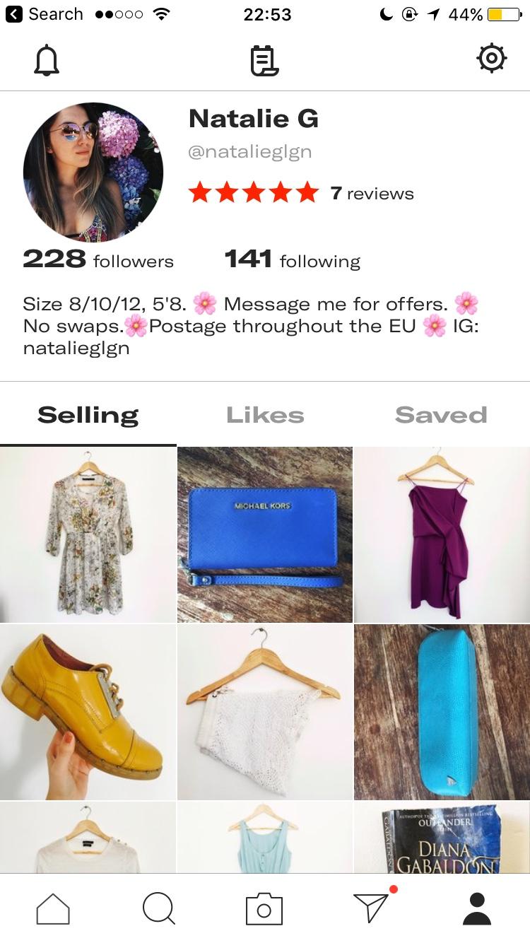 c9083463e6d7 Tips on selling on Depop
